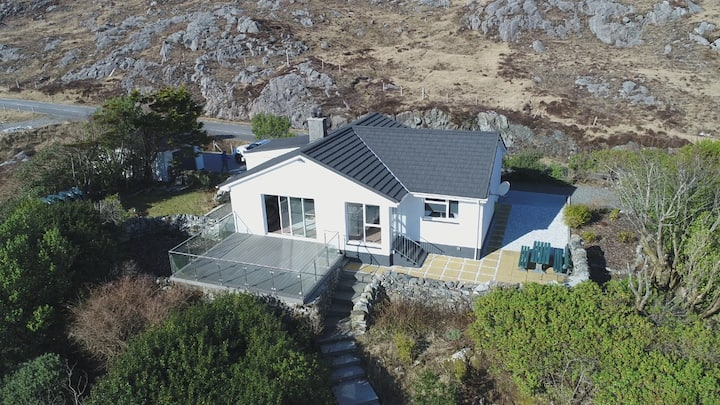 '  High Tor House, a taste of paradise on Harris '
