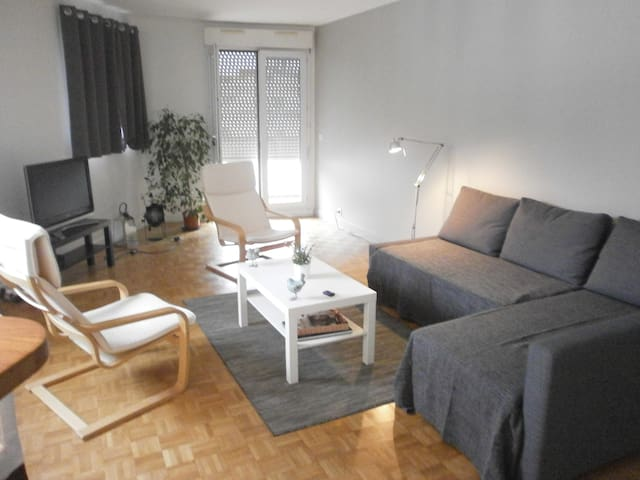 SUNNY ONE BEDROOM APARTMENT CLOSE TO PARIS - Sèvres - Apartment