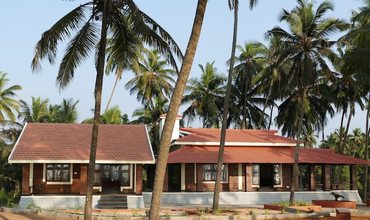 Exclusive Beach Bungalow at Padubidri / Mangalore