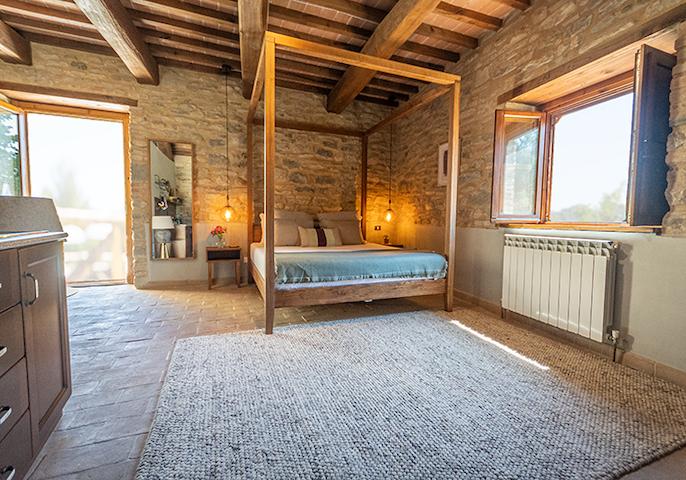 Family Apartment 4 Pers @Borgo Castello Panicaglia