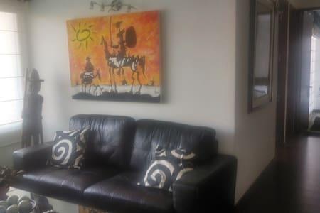 Hermosa habitacion CAJICA - Cajicá - Wohnung