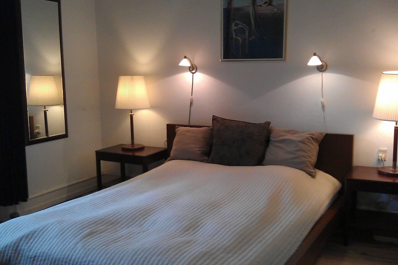 Billed af værelset