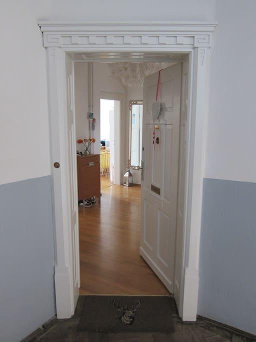 Eingang - entrance