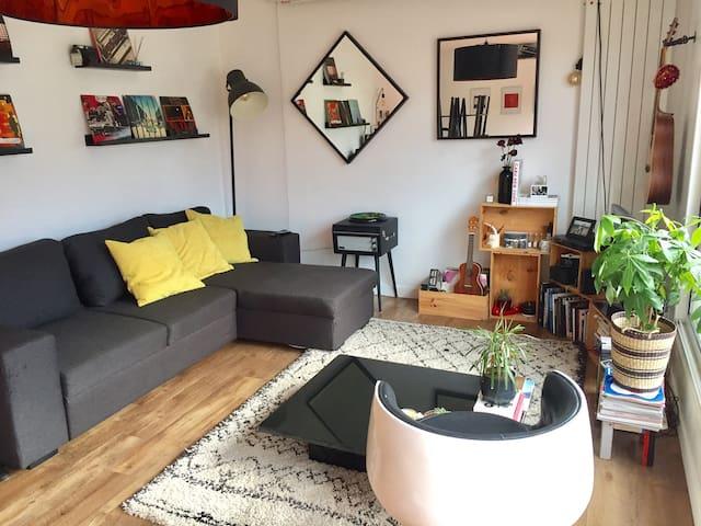 Appartement en plein centre-ville de Hossegor ! - Soorts-Hossegor - Daire