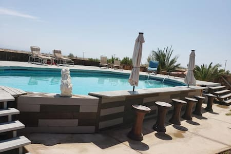 Ocotillo Wells Offroad House, 5th Wheel, Pool &Spa