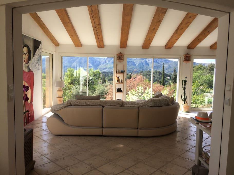 villa marido villas for rent in roquevaire provence alpes c te d 39 azur france. Black Bedroom Furniture Sets. Home Design Ideas