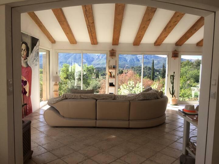 Très belle villa provençale