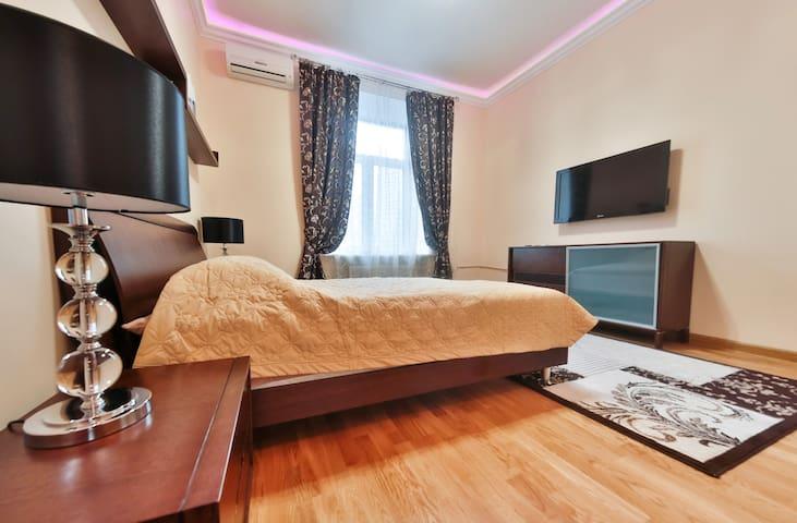 Novii Arbat Premium 2 Bedrooms Apartments