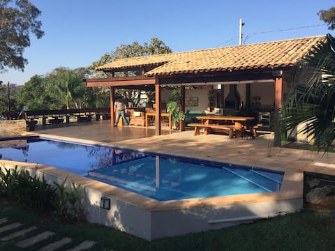 Casa de Campo Vida Mansa