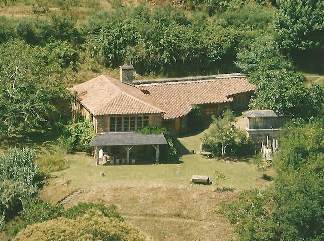 Casabayview typisches Landhaus mit Meerblick