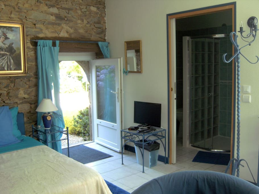 Studio/Appartement Le Rumain, 22450 Hengoat
