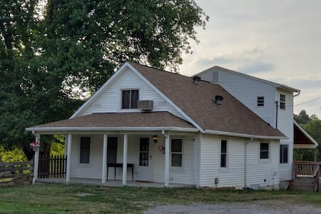 Farmhouse. Updated & great place to relax. Exit133