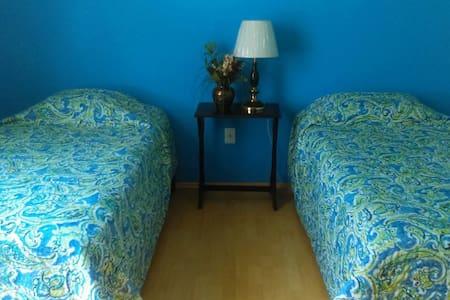 Habitación compartida // Blue room - Zapopan