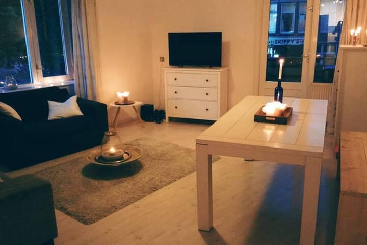 Sharons Paradise / Close to sea / Close to centre - Den Haag - Apartment