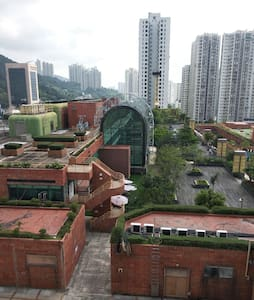 3 min's to Shatin MTR station, bus/taxi.