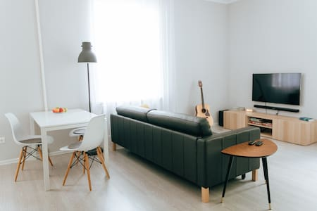 Clean&Cozy apartment + separate bedroom - 喀山 - 公寓