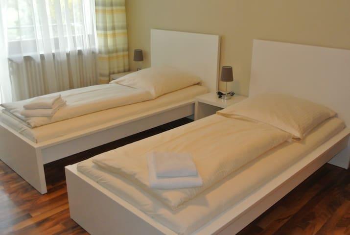 1-Zimmer-Apartment bis zu 2 Gäste