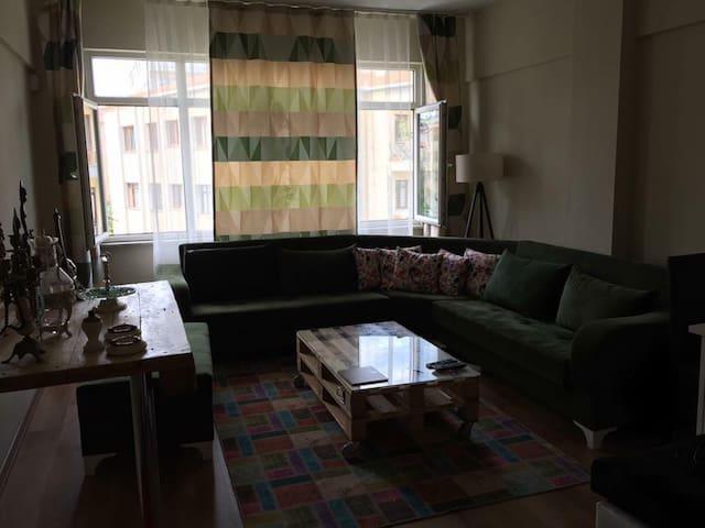 SWEET HOME İSTANBUL (KONSTANTINAPOLIS)
