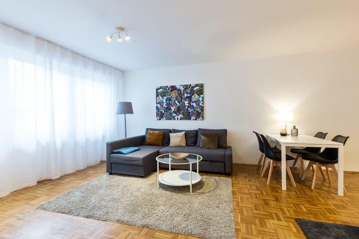 Hippe Wohnung in Babelsberg Nähe von Berlin