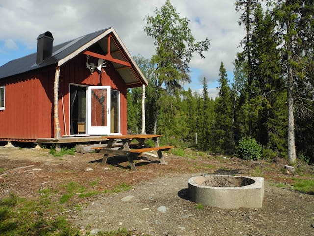 The Moose Cabin