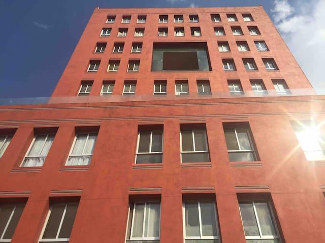 Apartamento Balderas 136, centro CDMX