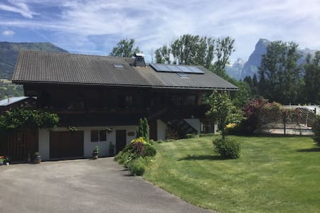 Chalet Paula with heated pool - Morillon - Hus