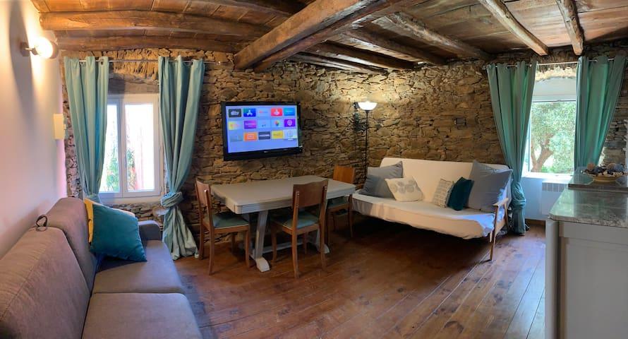 La Charmante *** Maison Cap Corse, Tomino
