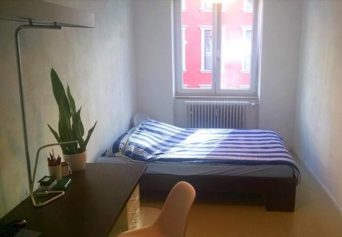 Zimmer mitten im Zentrum Münchens