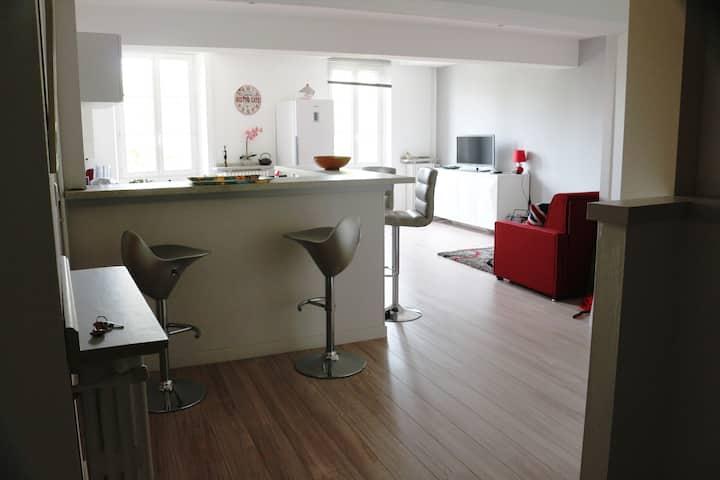 Appartement au coeur de Gaillac