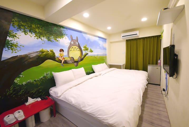 Taichung Fengjia--NEST  Room 6 - Xitun District - Apartamento
