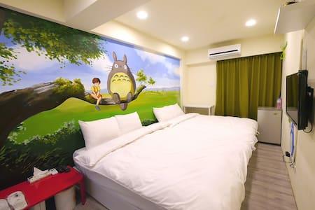 Taichung Fengjia--NEST  Room 6 - Okręg Xitun - Apartament