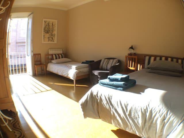 Bright room by Piazza Farnese - Via Giulia / 2 - Rome - Appartement
