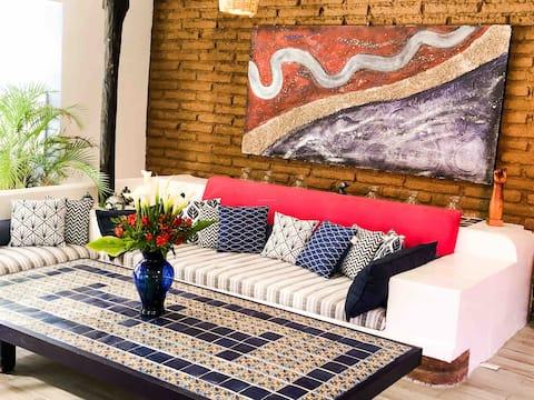 Cozy Bungalow in Oaxaca