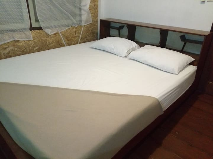 T-HOUSE Chiang Mai 2# Queen-size bed room