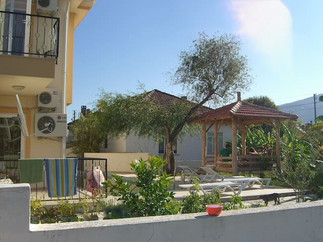 Perfect Location Apartment - Dalyan Belediyesi - Apartamento