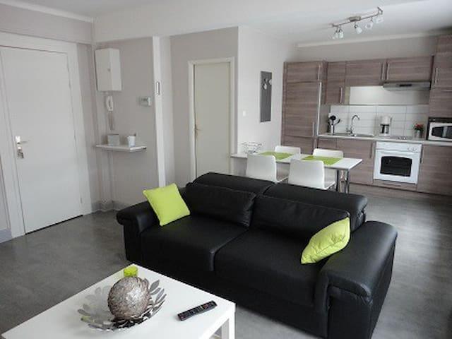 Appartement T2 de 43 m2 classé 2* à Gérardmer