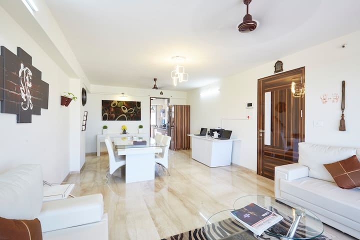 Spacious Private Room in Andheri East - Bombaim