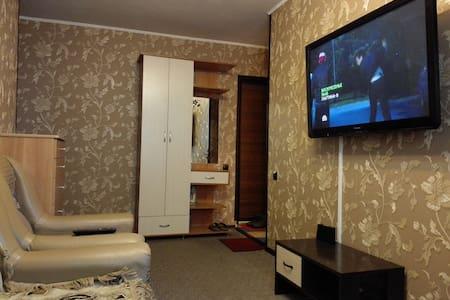 Квартира посуточно для командировочных - Mezhdurechensk - Apartmen
