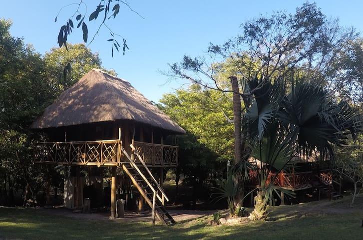 Cabaña 01 Panto-Ha - Xul-Ha - Blockhütte