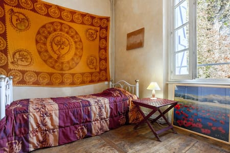Indian room - Saint-Sulpice-la-Pointe