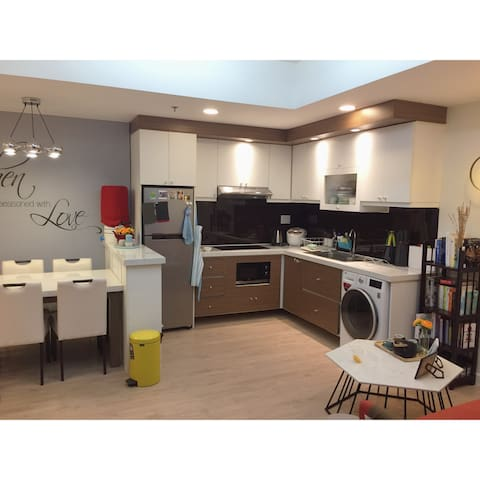 1 year apartment leasing in Masteri Thao Dien