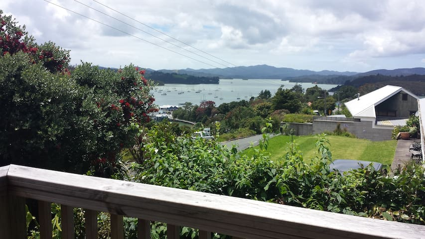 #4 Balcony View Apartment - Opua - Apartment