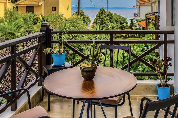 Livadi sea view apartment