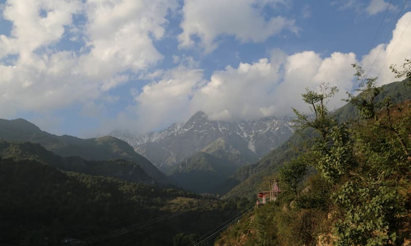 BnB near HH DalaiLama's temple/palace - Kangra - Bed & Breakfast
