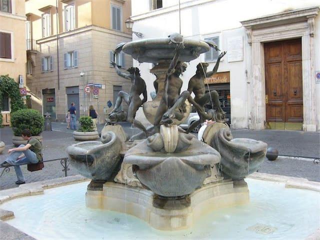 Fontana delle Tartarughe Apartment
