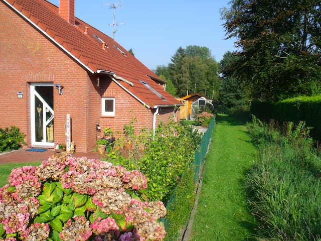 Ferienwohnung Ems - Leer (Ostfriesland) - Haus