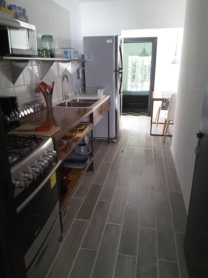 Col Roma Hermoso estudio en casa restaurada