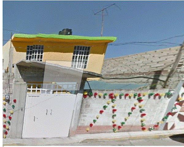 Piensas pasear cerca de Texcoco - Chiautla - Dům
