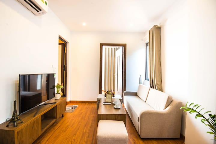 1 Bedroom style Japanse on Linh Lang str #22