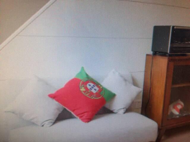 Love Music Loft - 绿岛乡 - Appartement